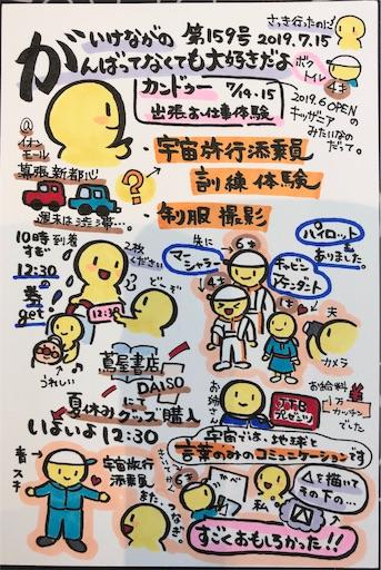 f:id:ikenagayoshie:20190715062557j:image