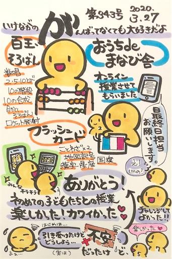f:id:ikenagayoshie:20200327070009j:image
