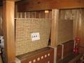 掛川城内部