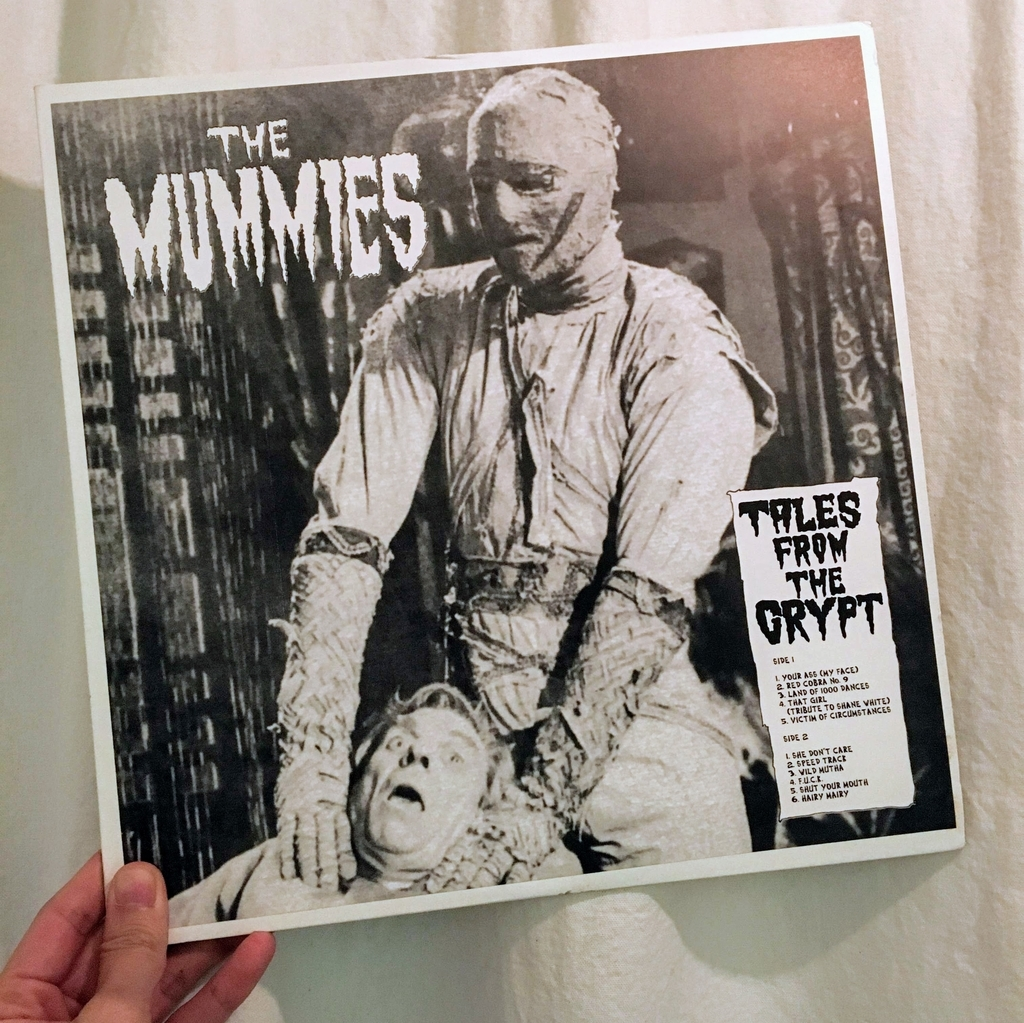 The MummiesのTRLES FROM THE GRYPT