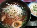 [新橋][鯛麺 真魚]