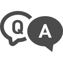 Q&A吹き出し