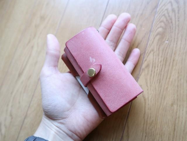 日本一小さい財布(正面)