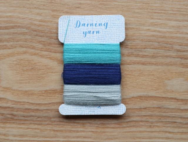 Clover ダーニング糸の写真
