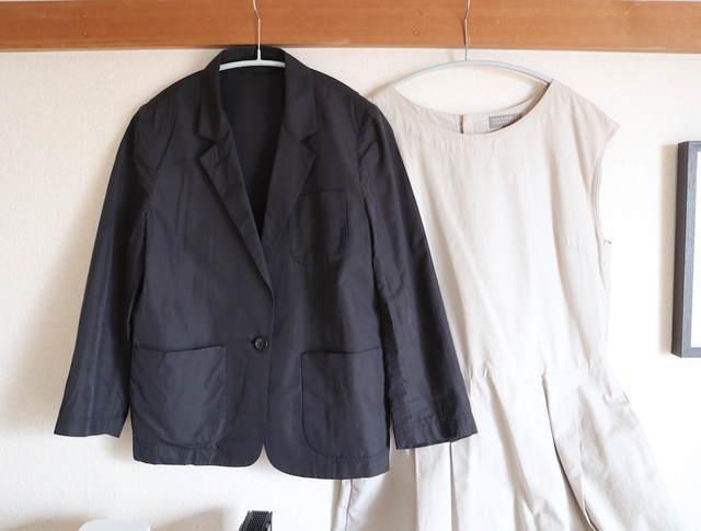 通勤服パターン化_夏服の写真2