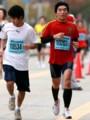 Nagoya city marathon 2008/11/24