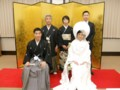 wedding @ Hakusan shrine, Niigata 2010/11/19
