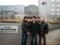 with Korean internship students 2011/02/02