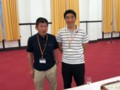 welcome reception of Inter. workshop BNM @ Kyoto 2012/06/26