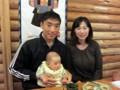 2nd wedding anniversary @ Kagoshima 2012/11/20
