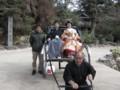 Wedding ceremony @ Itsukushima shrine, Hiroshima 2013/02/14