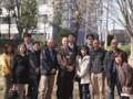 farewell party for student and postdoc @ Tsukuba 2013/03/21