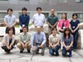 with colleague @ NIMS, Tsukuba 2013/06/06