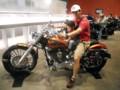 Harley-Davidson Museum @ Milwaukee, USA 2014/07/28