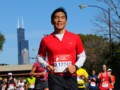 Chicago Marathon 2014/10/12
