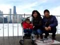 ice floe @ Navy Pier, Chicago 2015/02/07