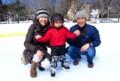 ice skate @ Evanston 2015/03/07