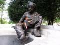 Albert Einstein Memorial @ Washington DC 2015/07/21