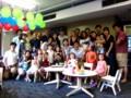 Sakuta's birthday party @ Evanston 2015/08/01