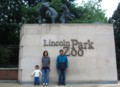 Lincoln park zoo @ Chicago 2015/08/29