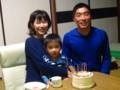 my birthday @ Tsukuba 2015/10/11