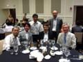 board member's dinner at Plasticity 2016 @ Kona, Hawaii 2016/01/07