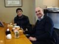 with Prof. Sloof @ Tsukuba 2016/12/10