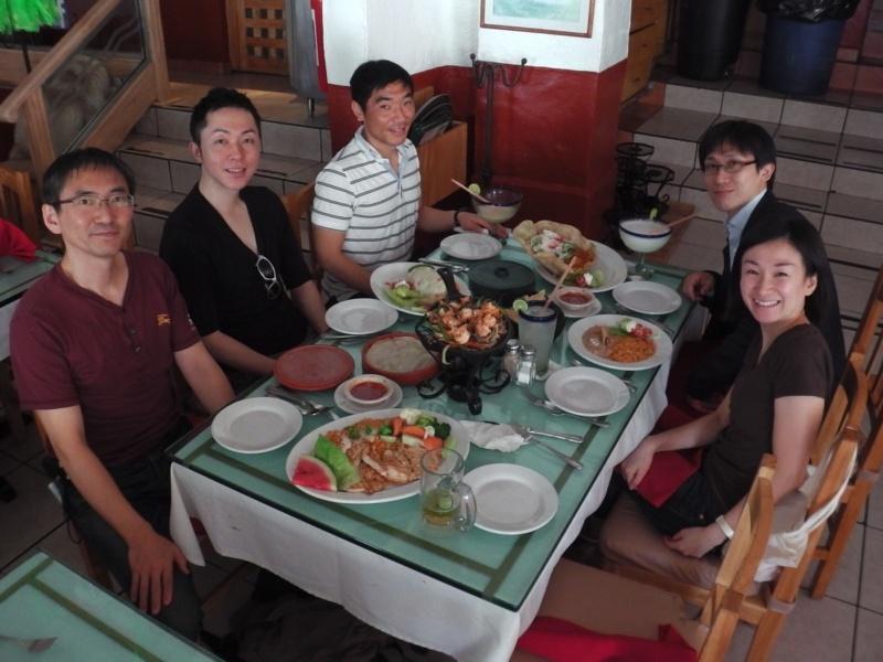 lunch @ Puerto Vallarta, Mexico 2017/01/04