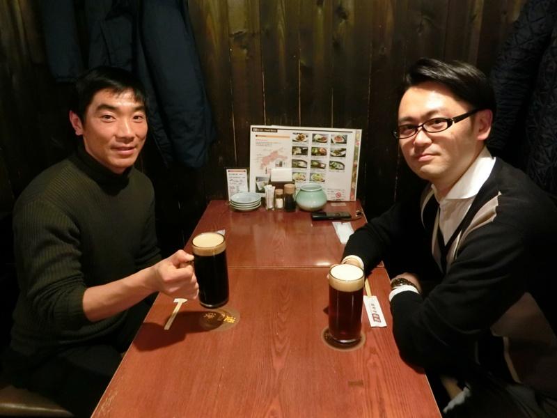 with my friend @ Dogo spa, Matsuyama 2017/02/08