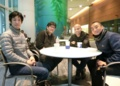 with my friends @ Chicago 2017/03/26