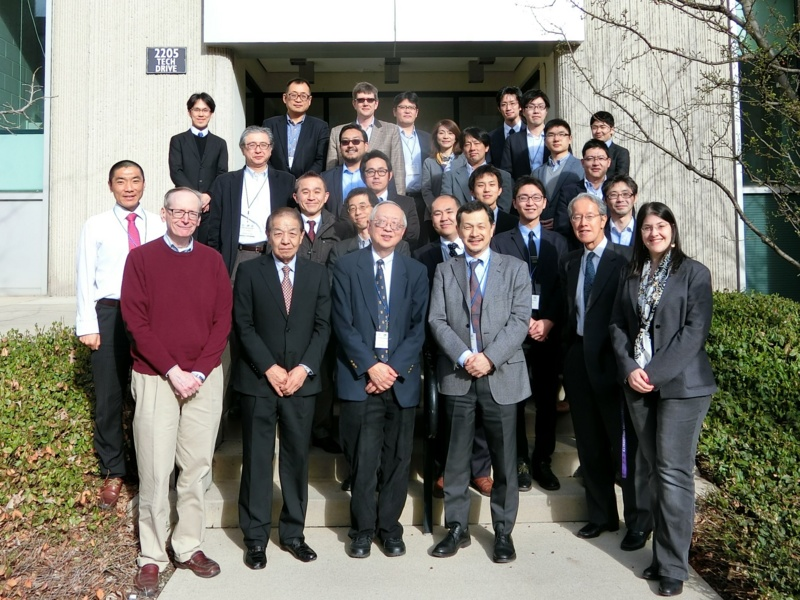 NU-NIMS Materials Genome workshop @ Evanston 2017/03/28