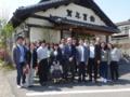 group lunch @ Tsukuba 2017/04/14