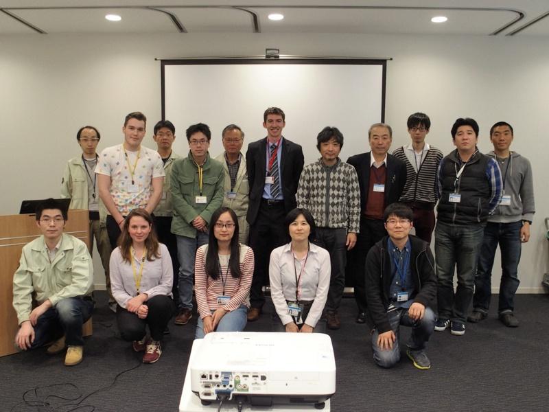 RCSM seminar @ Tsukuba 2017/04/14