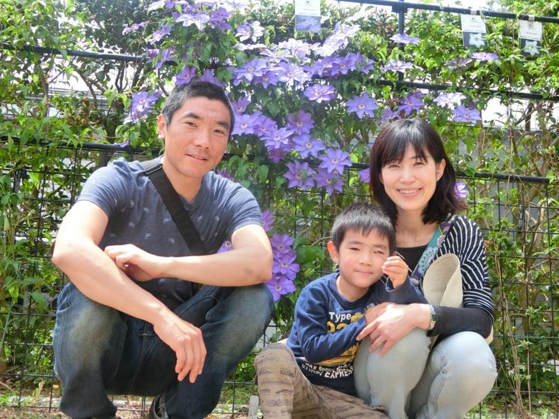 Tsukuba botanic garden 2017/05/04