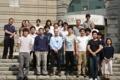 group lunch @ Tsukuba 2017/09/25