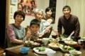feeding ceremony @ Hioki 2018/04/04