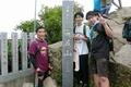 Mt. Tsukuba with students, Tsukuba 2018/09/08