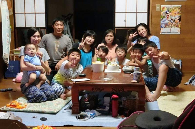 my mother's birthday @ Niigata 2018/09/16