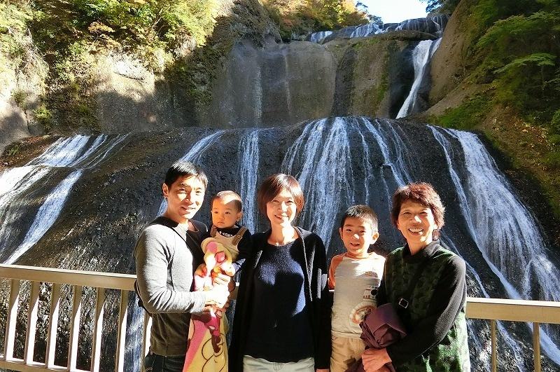 Fukuroda waterfall @ Daigo 2018/11/02
