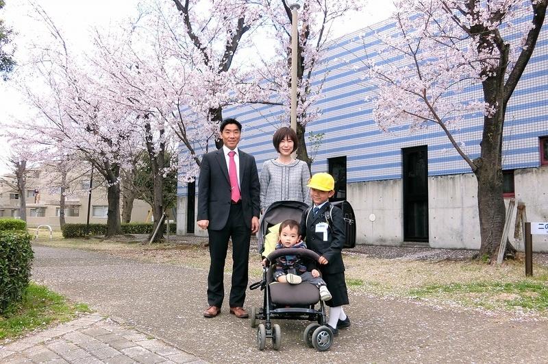 entrance ceremony @ Tsukuba 2019/04/09