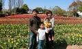 tulip flower field @ Inashiki 2019/04/13
