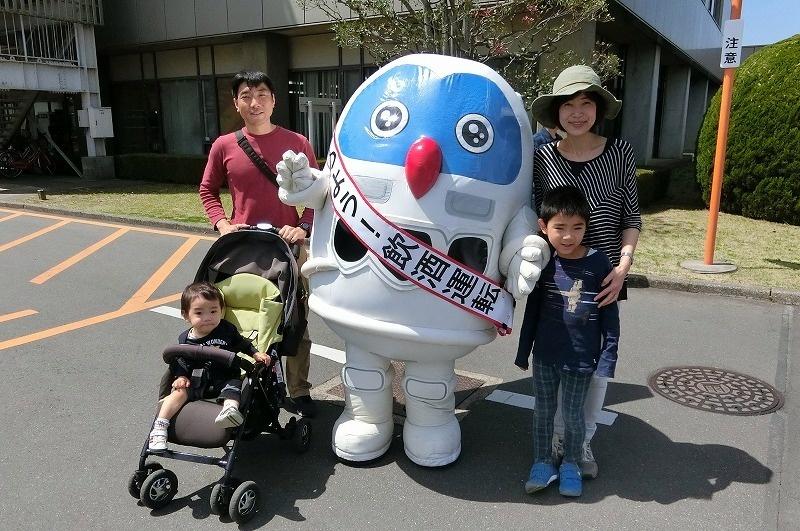 JARI open house @ Tsukuba 2019/04/20