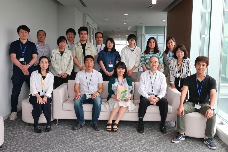 farewell @ Tsukuba 2019/07/12
