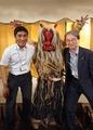 with Prof. N.K. @ Akita 2019/09/10