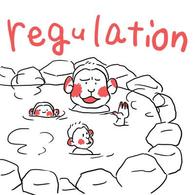 regulation 規則 英単語