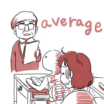 Average 平均 英単語