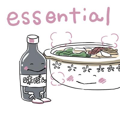 essential 不可欠 英単語