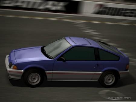 GT4 CR-X