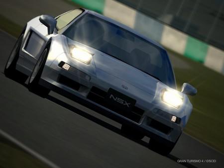 GT4 NSX