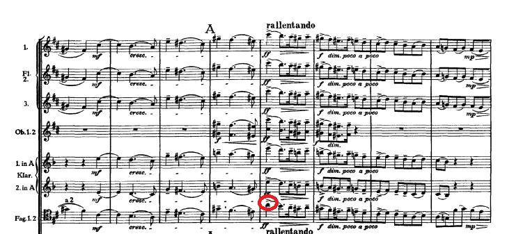 チャイコフスキー交響曲第六番第四楽章